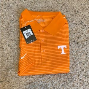 Nike University of Tennessee Mens Polo